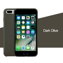 Оригинальный Официальный чехол для iphone 11, жидкий силиконовый чехол для iphone xr, 6s, 6 plus, 7, 8, 7 plus, 8 plus, 10, XSMAX, 11, чехол promax, без логотипа(Китай)