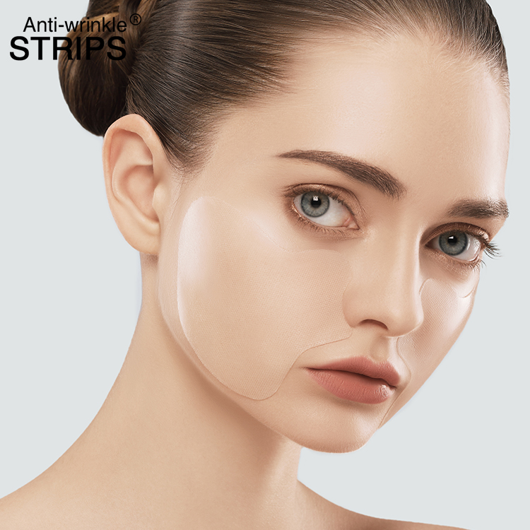 Patent product face-tightening Secret Strip <strong>v</strong> shape lifting slim face mask