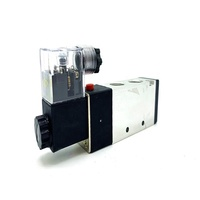 China factory best 4v310 5/2 Way 24VDC air Single Electric Control Solenoid Valve with best price