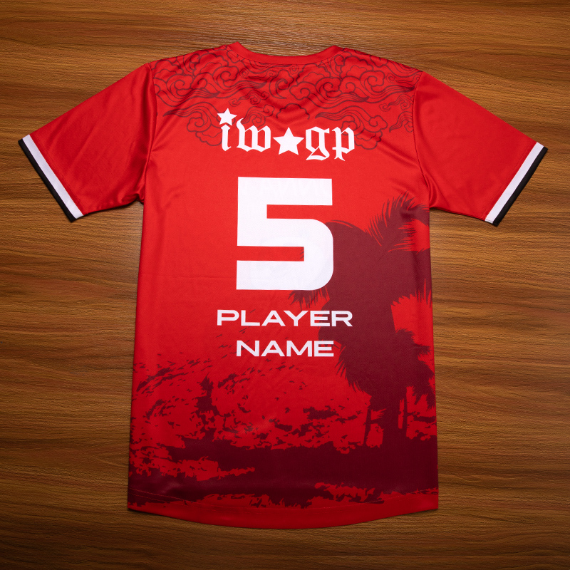 Wholesale New Design Your Own Logo Soccer Wear Sublimation Printing OEM Custom Football Jersey