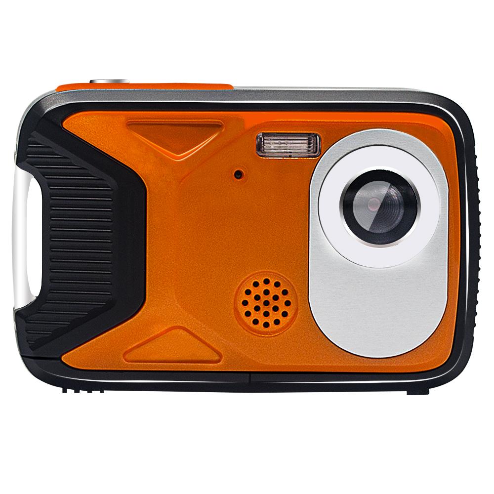 Новый дизайн 21 мега пикселей 5 м водонепроницаемая цифровая камера под водой