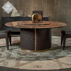 Round Dining Table Round Round Dining Table New Modern Italian High Quality Round Dining Table With Lazy Susan Luxury Designs Round Travertine Marble Dining Table