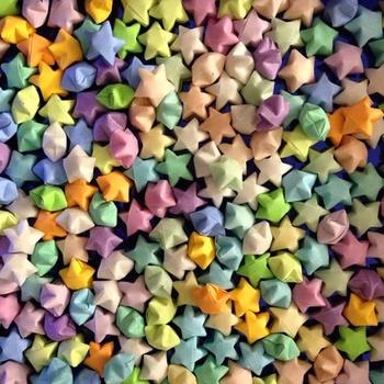 Großhandel Heißer Verkauf Handwerk Origami Lucky Star ... | 350x350