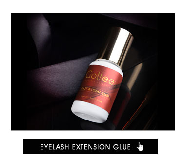 Gollee New Eyelash Extension Product High Quality Private Label Eyelash Glue Super Bonder Eyelash Extension Glue Super Bonder