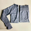 long 2 pcs grey blue