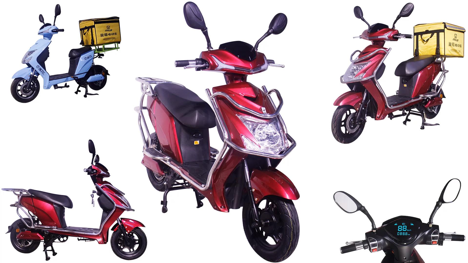 सस्ते 350W-500w उच्च गुणवत्ता वाले बिजली बाइक 48V60V 20AH बिजली साइकिल वयस्क गति 25-50km/एच बिजली की मोटर साइकिल
