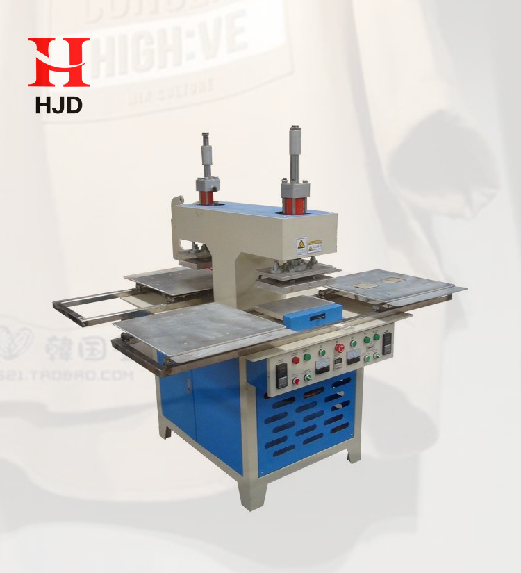 Heat Transfer Printing Machine Used For Silicone Embossing On Clothes