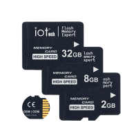 Factory Price Class 10 Brand Name Taiwan Mini Flash Memory TF Card