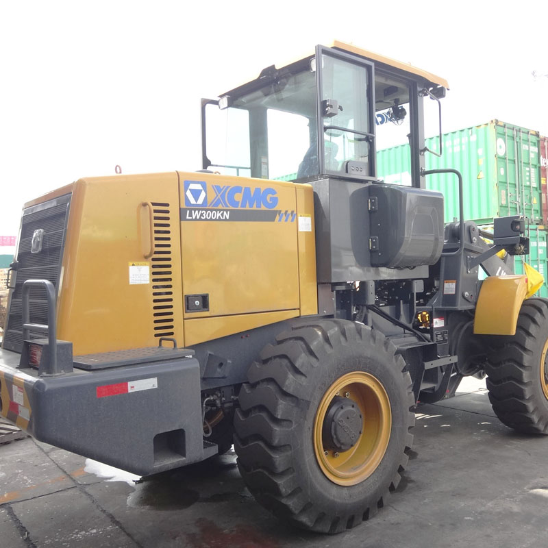 China amplamente utilizado-LW300KN 3t wheel loader