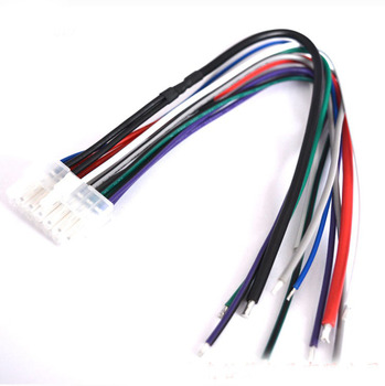 Manufacturer custom 4.2mm pitch 14pin connector power supply cable wire harness for CPU