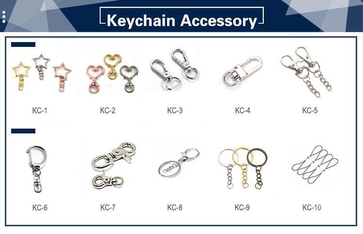 5-keychain accessories