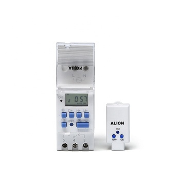 ALION AHC15A-U Wekelijkse Programmeerbare Elektronische LED Display module digitale timer