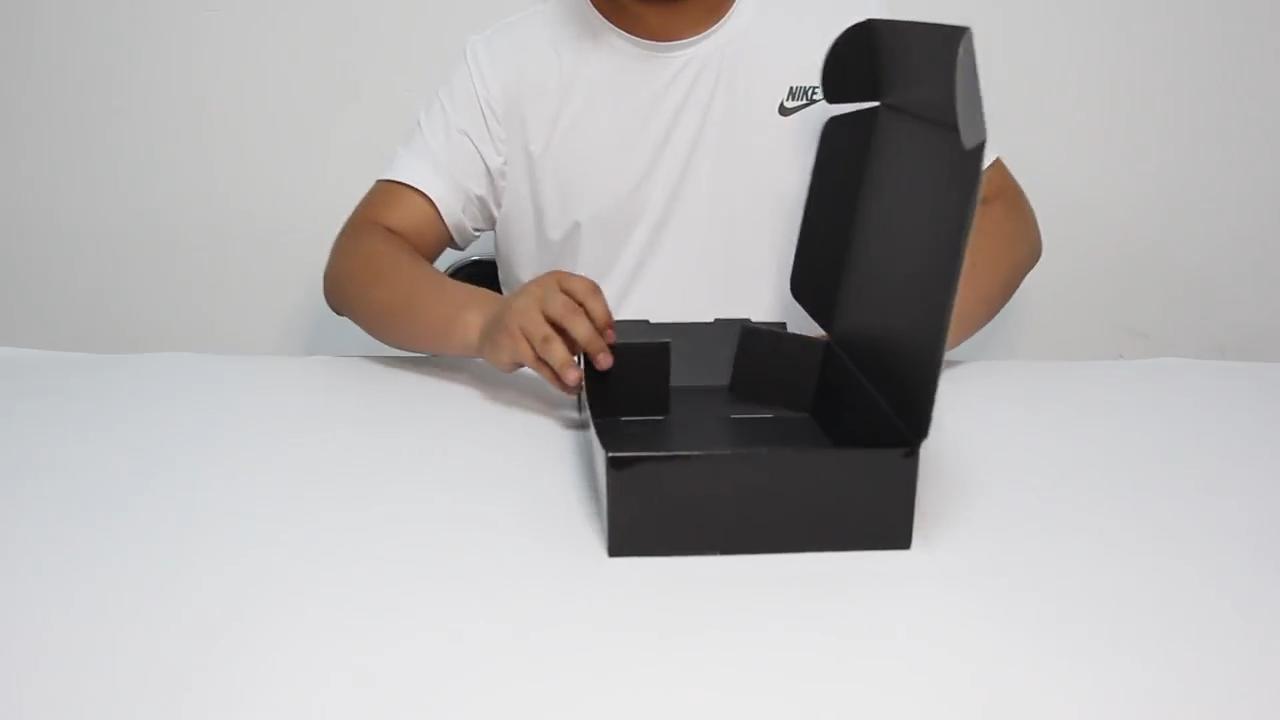 중국 공장 골판지 상자 종이 상자