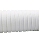 "Micron Filter 5"" 10"" 20"" 30"" 40"" Food Grade 40"" 5 Micron Groove PP Melt Blown Water Filter Cartridge/pp Spun Filter Cartridge"