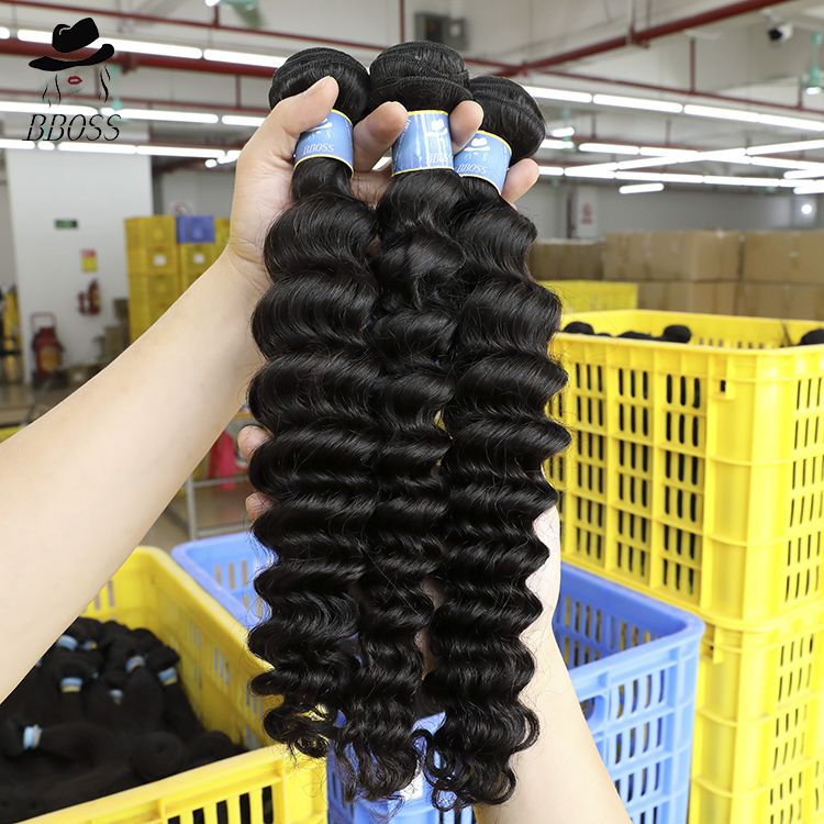 Raw indian curly human hair, deep curly hair bundles wholesale cheap human hair weft, raw virgin deep curly human hair grade 10a