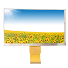 7 inch high resolution 800*1280 all viewing full color TFT LCD display module with 20 LED IPS MIPI interface