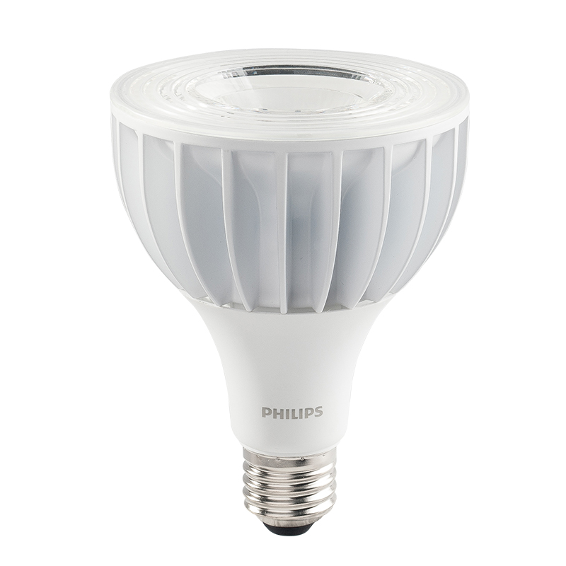 <strong>Philips</strong> <strong>par30</strong> bulb <strong>led</strong> track spotlight e27 screw super bright light source 20W32W40W high power single lamp