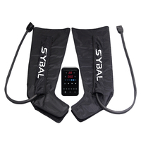 air compression leg massager 6 chamber Sports recovery air comssion boots air compression therapy system A01
