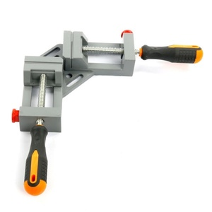 90 Degree Corner Clamp Vice Mitre Right Angle Quick Release Frame Welding
