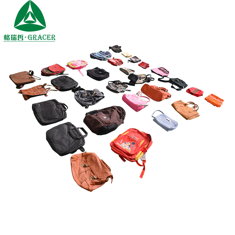 Cheap basg hot sales in African market korea used bags second hand bags