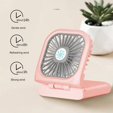 Портативный ленивый спортивный мини-вентилятор с лямкой через шею USB перезаряжаемая Обложка спортивный вентилятор с лямкой через шею возду...(Китай)