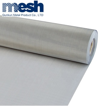 200 Mesh UNS S32750 S31803 S32304 Duplex Stainless Steel Wire Mesh