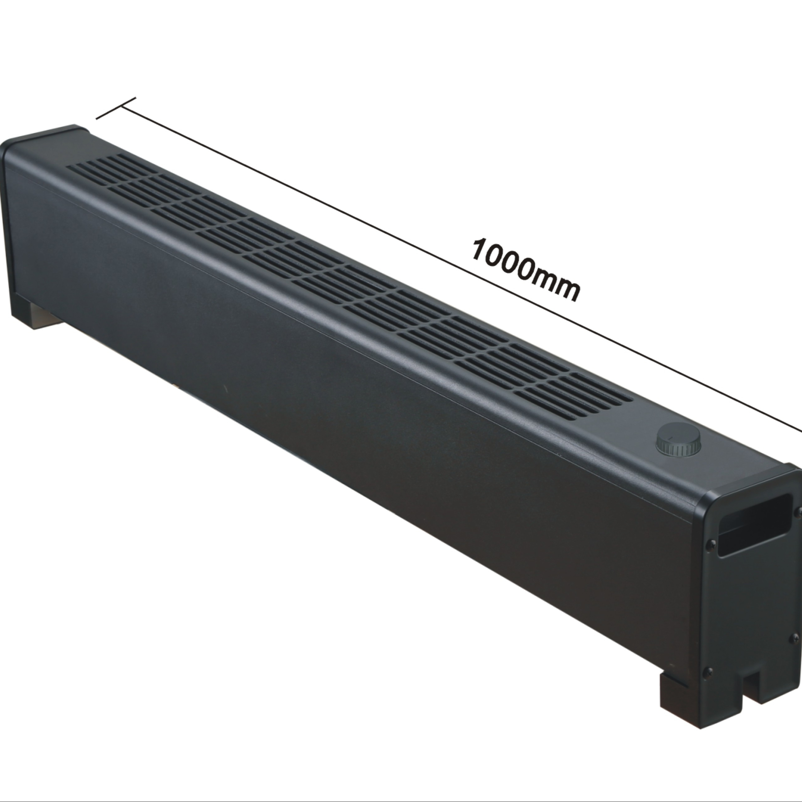 Electrical portable baseboard infrared Heater