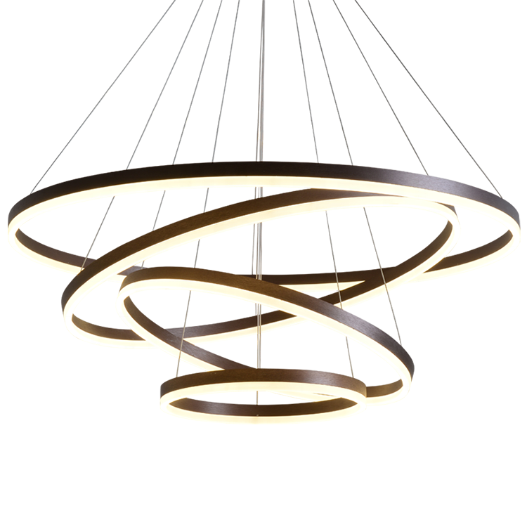 Hotel Lobby Living Room Cheap Nordic Modern Gold Hanging Lamps High Lumen Round Led Pendant Light Acrylic Chandelier Buy Modern Pendant Light Led Ceiling Lamp Chandelier For High Ceilings 110v 220v Dimmable Acrylic Hanging