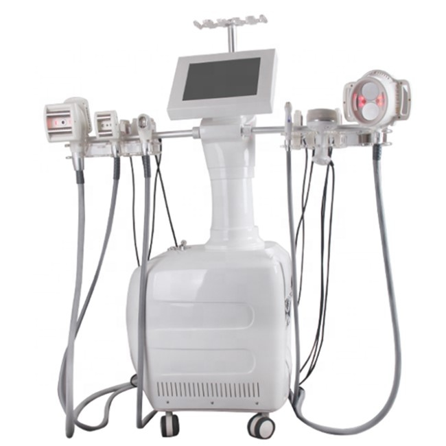 1000W RF+ BIO + 2*40 K cavitation + vacuum + <strong>IR</strong> + BIO velashape lipo laser body shape beauty machine