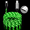 Green-android usb