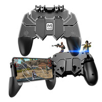 AK66 Six Finger gamepad all-in-one Mobile Trigger Control Cell Phone joystick gamepad L1 R1 Tigger Dropshipping