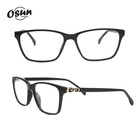 Logo Customization Glasses Factory Frame Glasses 2020 Latest Fashion Top Design Acetate Eye Glasses Optical Eyewear Frame Optical Glasses Optical Eye Glasses