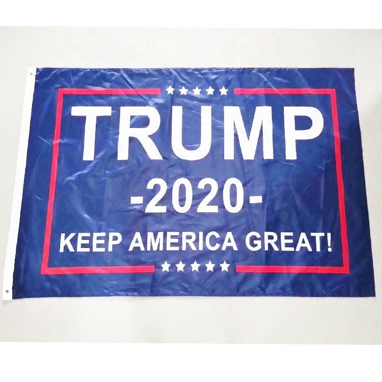 Ship Now ! Hot Sale Donald Trump <strong>Flag</strong> TRUMP TRAIN BLUE 3x5' 2020 Make America Great Again
