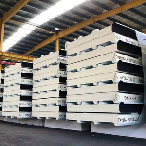steel structural building siding wall sandwich panel puf polyurethane roof  sandwich panel