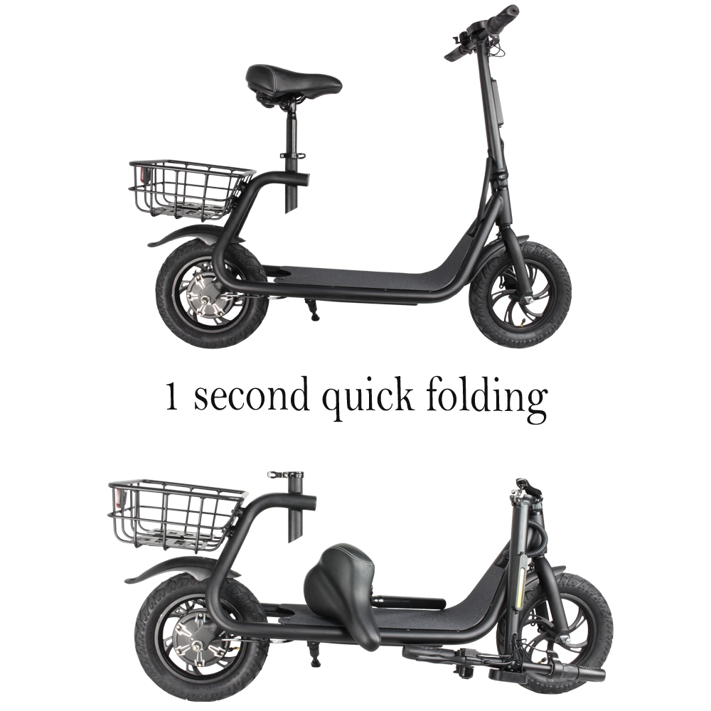 hot selling foldable trotinette electrique for adults