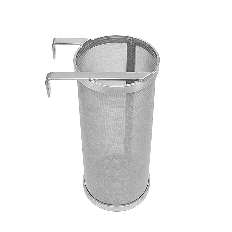 304 / 316L stainless steel liquid filter for wine <strong>filtration</strong>