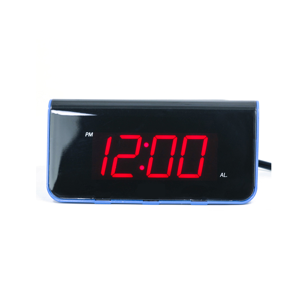 Digital Display Wecker LED Desktop Digitale Tabelle Uhren Nacht Lichter Digitale Wanduhr
