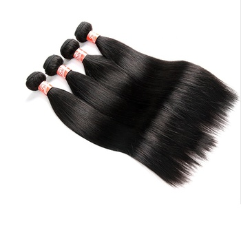 The length 8 to 28inches 100% unprocessed vendors raw chinese virgin human free sample brazilian cuticle aligned hair