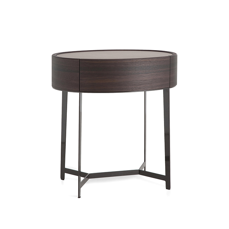 Modern Small Apartment French Style Bedside Tables Night Stand Modern