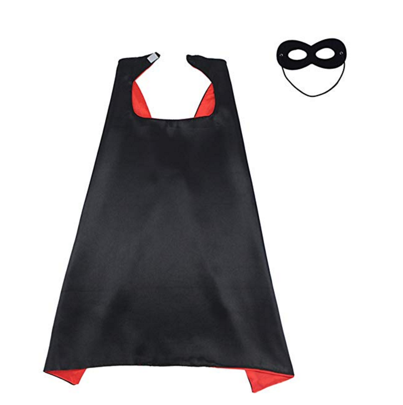 Festival Best Gifts for <strong>Kids</strong> and Teenagers Hero <strong>Cape</strong> Masks Party Dress Up Personalized