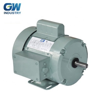 GW High Torque Single Phase Induction Motor Farm Duty Fan Motors 115/230V