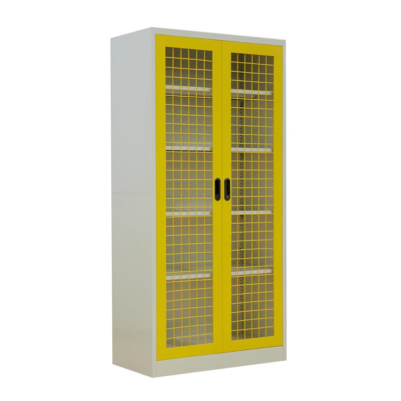 Anhui высокое качество стальной шкаф для документов Сетчатый Шкаф для дверей