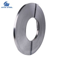 AIYIA Q235,Q195,Q215 galvanized steel band,galvanized steel tape,hot dipped galvanized steel strip