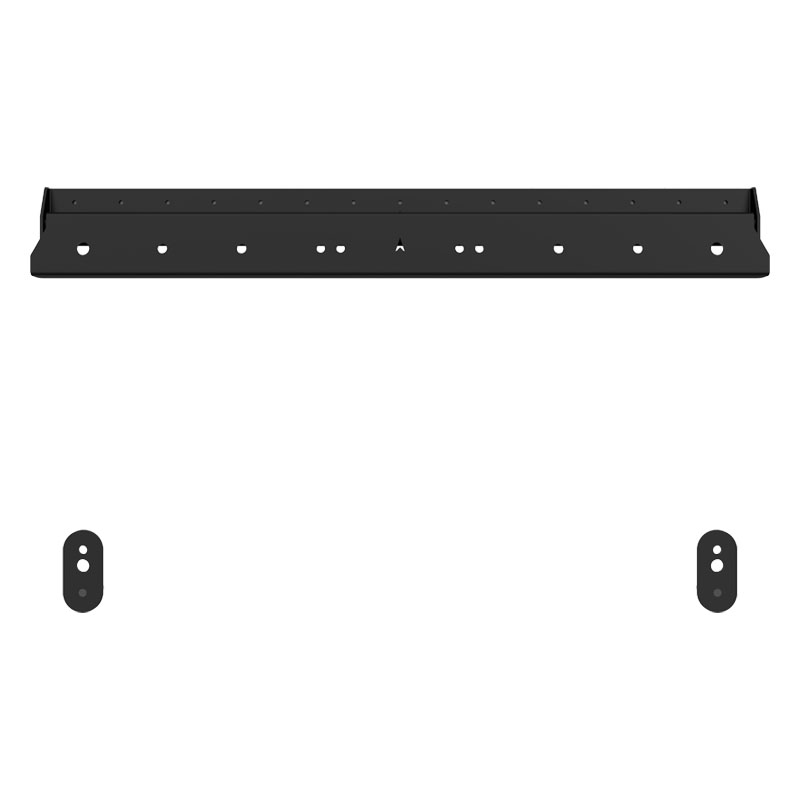 No Stud Security Easy Install TV Wall Mount Heavy Duty Bracket for 27-55 inch display