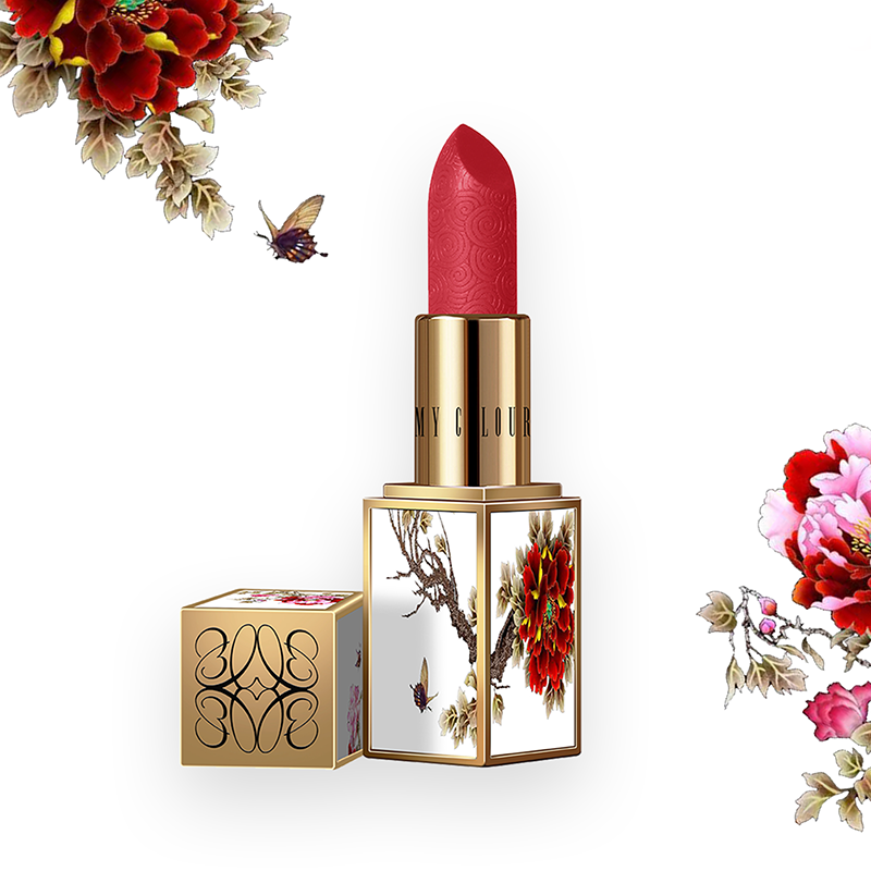 New Sexy Red Lips Waterproof Matte <strong>Lipstick</strong> Cosmetic Long Lasting Lip Tint Pigment Makeup <strong>Lipstick</strong> moisturizing Lip stick