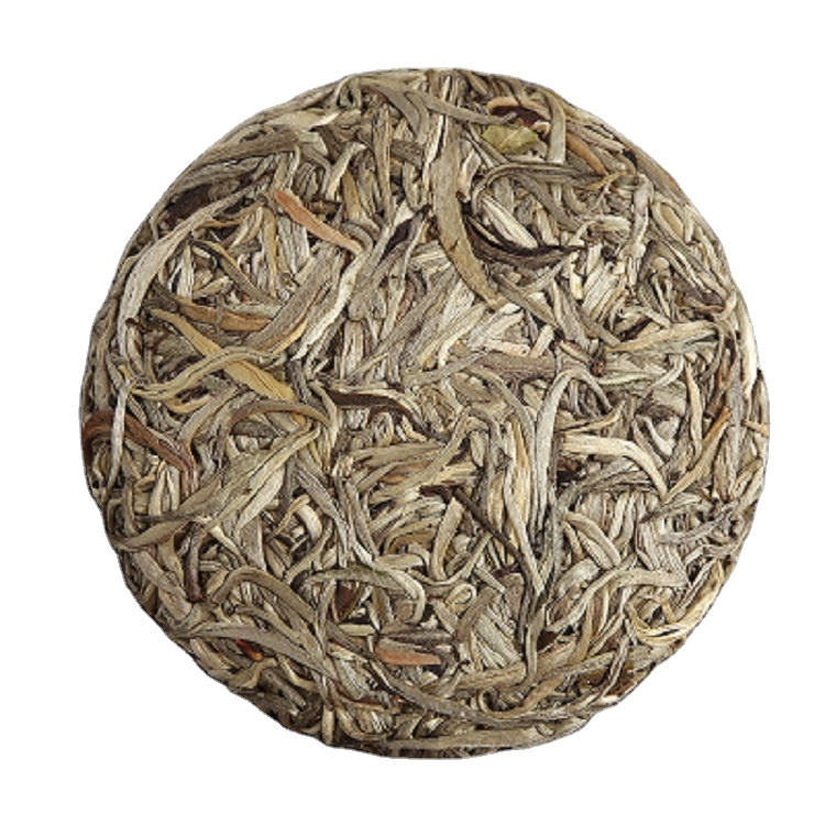CB002 Top grade yunnan puer compressed tea cake silver needle tea - 4uTea | 4uTea.com