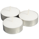 Cheap mini natural bougie white tea light candles
