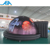 Inflatable Projection Planetarium Dome Tent Domo Inflable Tent For Party And Event