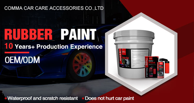 car body rim wheel spray colorful peelable peeling off car wrap plasti rubber lacquer dip liquid car epoxy boat paint