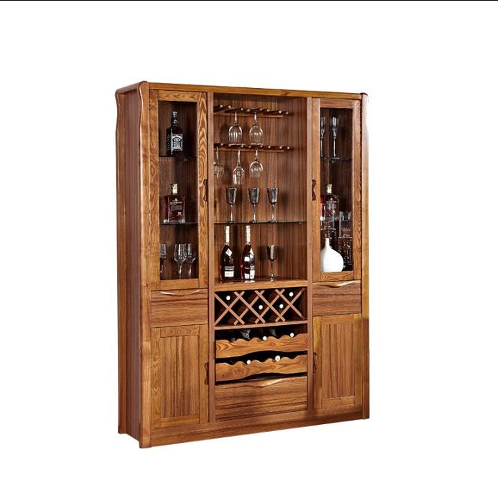 China Custom Antique Liquor Cabinet